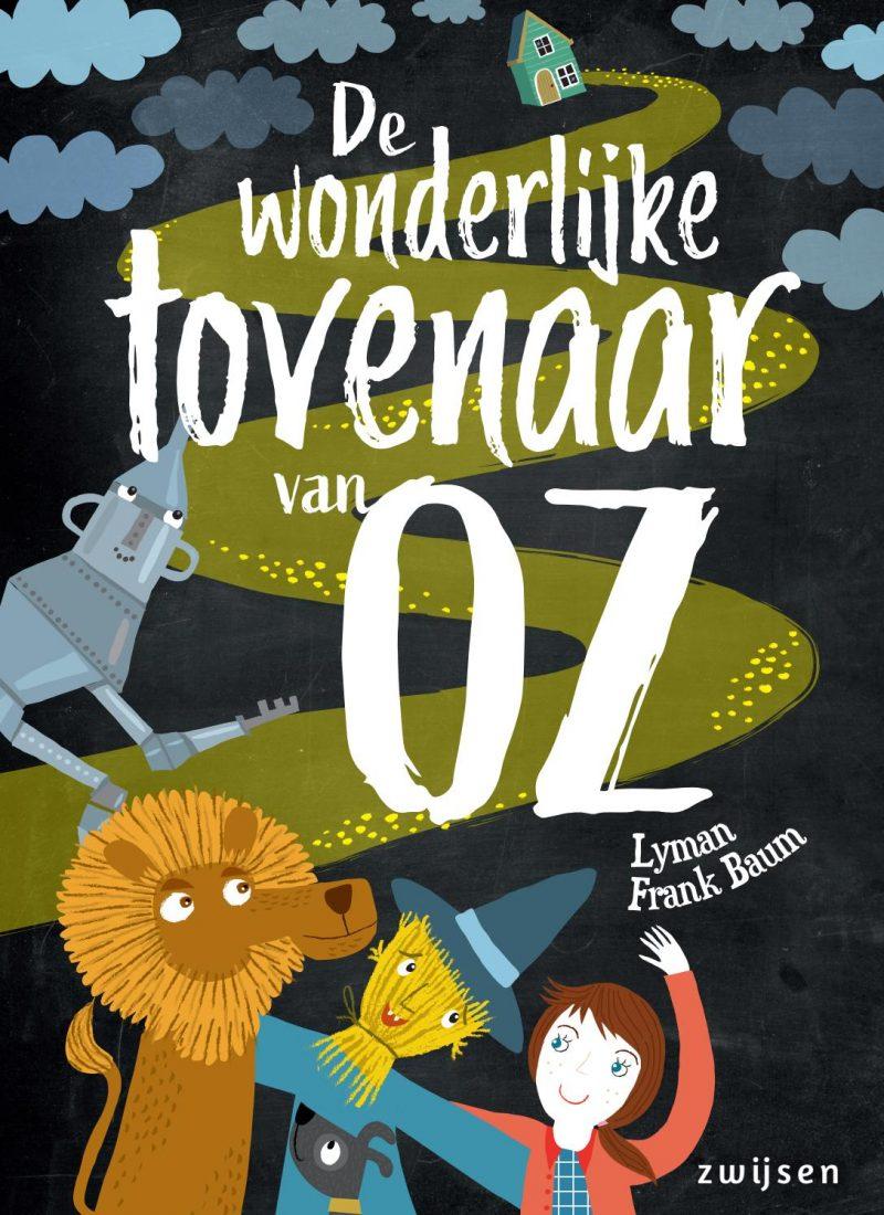 De wonderlijke tovenaar van Oz - L. Frank Baum & Caroline Ellerbeck