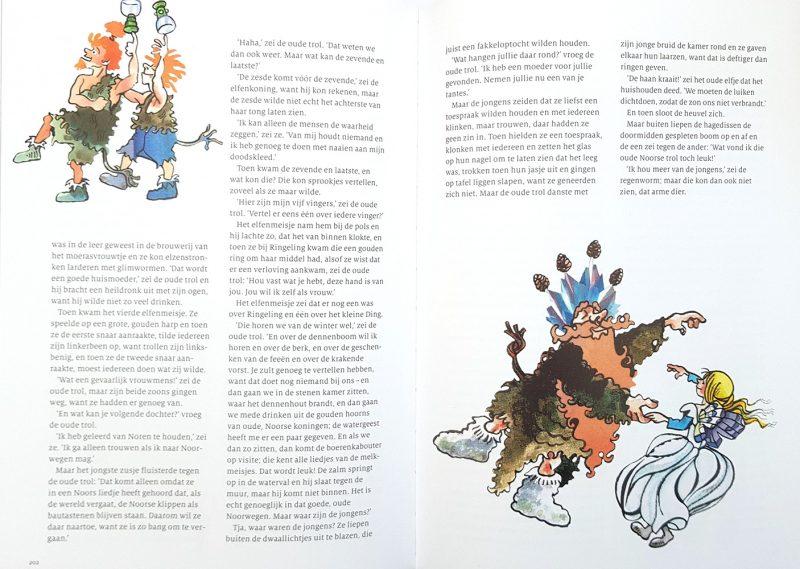 Andersen - Hans Christiaan Andersen, Annelies van Hees & Jan Jutte