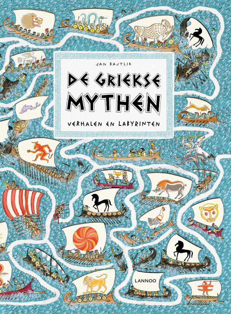 De Griekse mythen - Jan Bajtlik