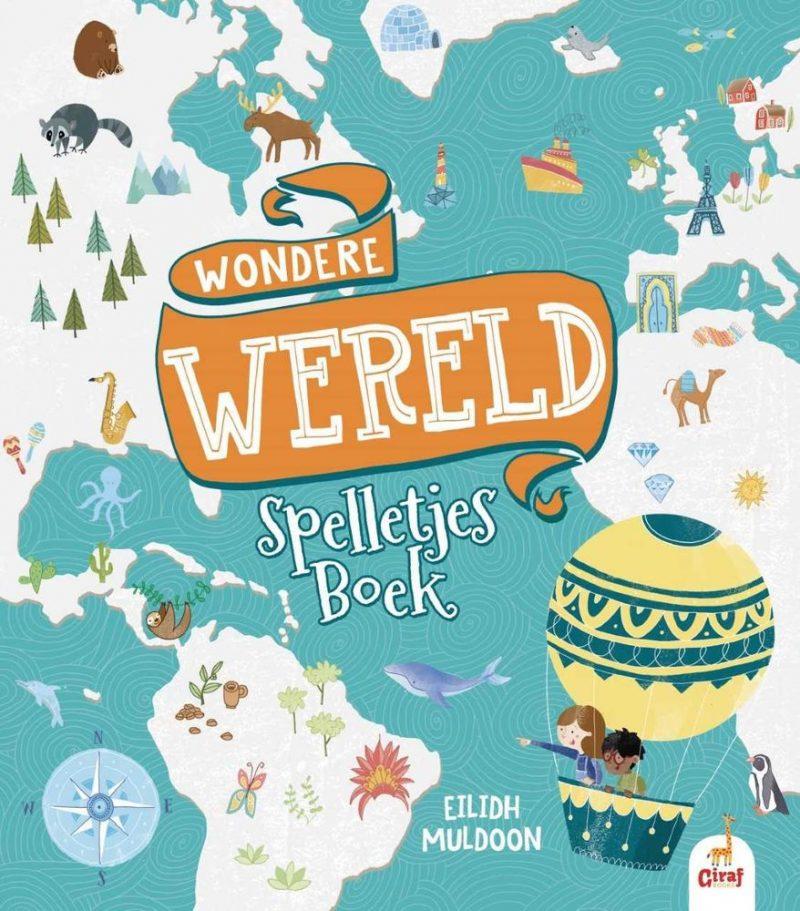 Wondere wereld spelletjesboek - Eilidh Muldoon & Anna Brett