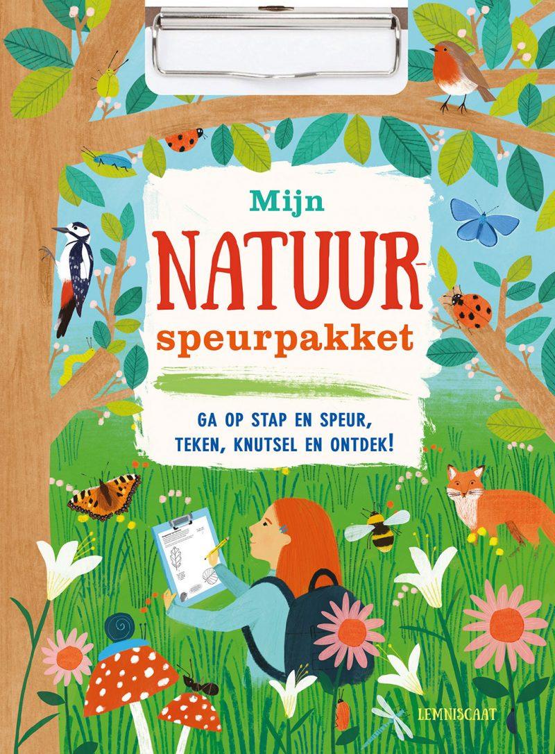 Mijn Natuur Speurpakket - Eryl Nash & Hannah Tolson
