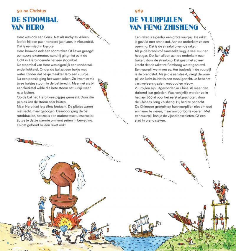 Hadden de Grieken al raketten? - Govert Schilling & Tjarko van der Pol