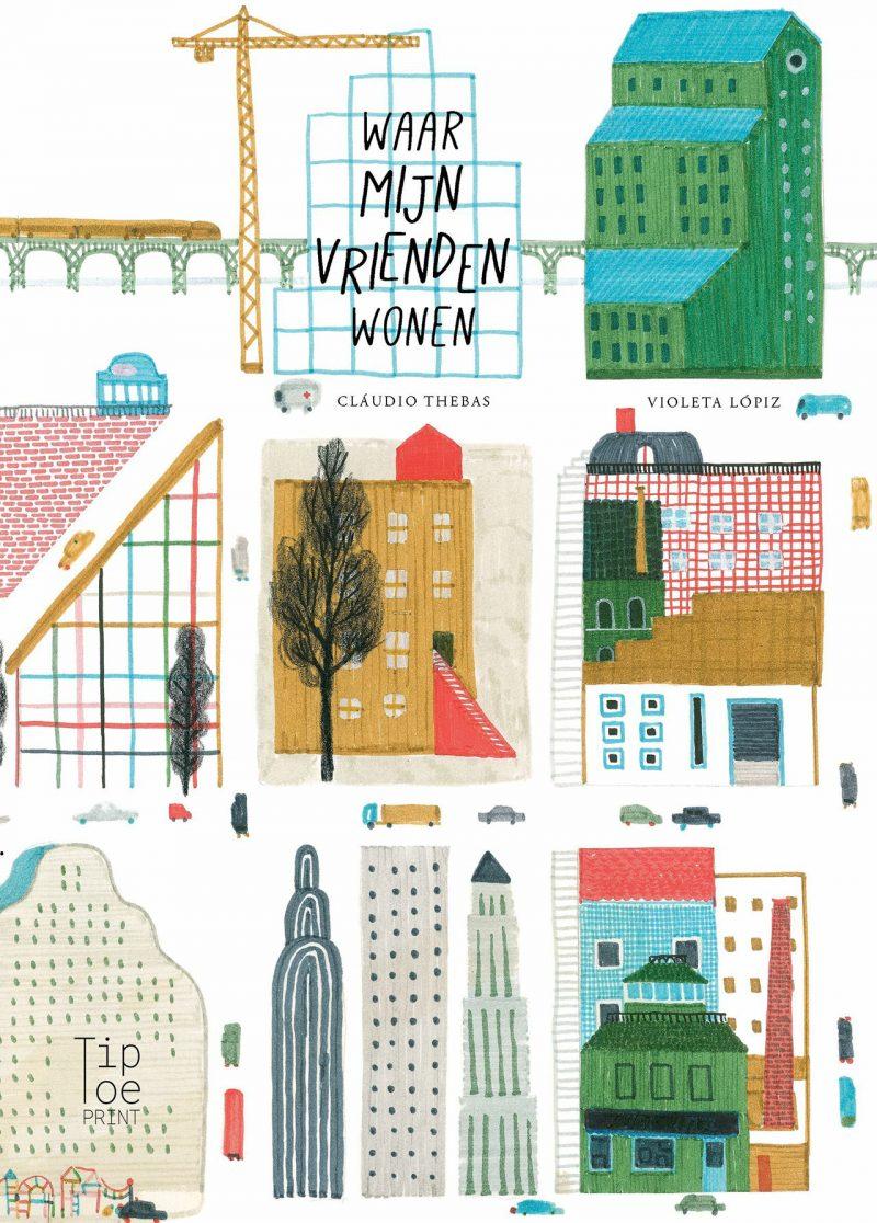 Waar mijn vrienden wonen - Claudio Thebas & Violeta Lopiz