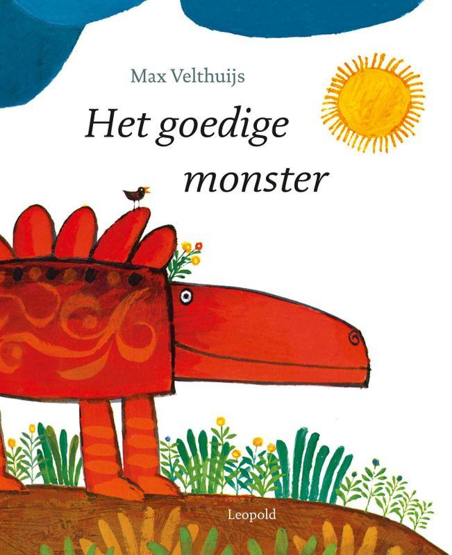 Het goedige monster - Max Velthuijs