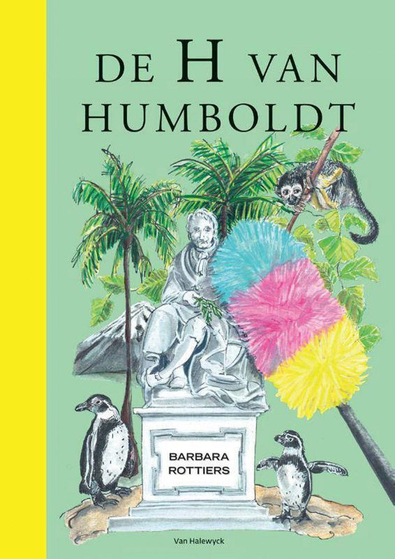 De H van Humboldt - Barbara Rottiers