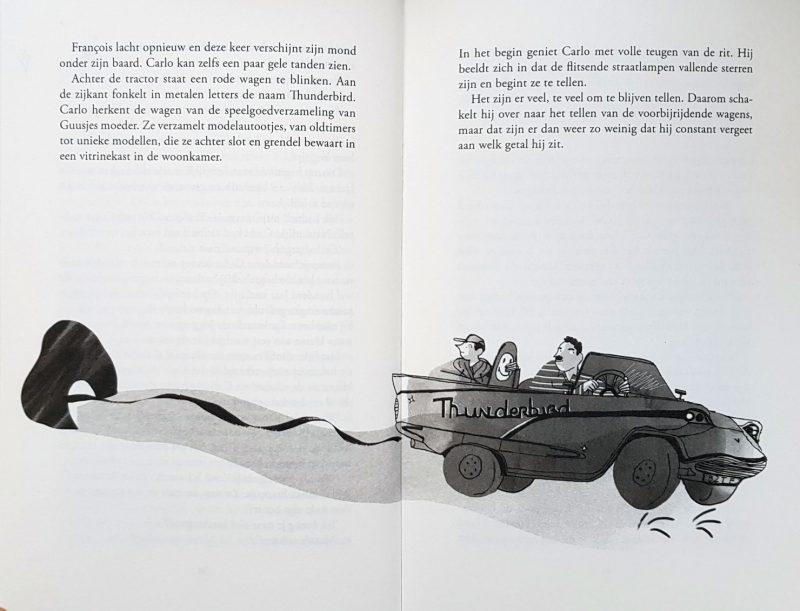 De toevallige tijdreis van Carlo Ganz - Leen Vandereyken & Shamisa Debroey