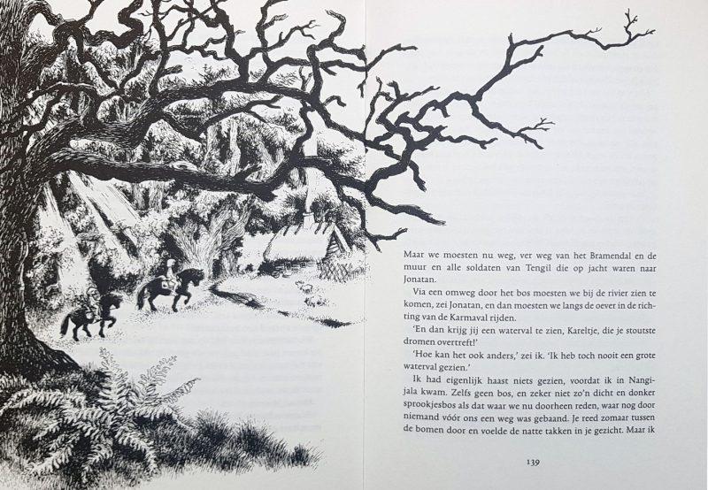 De gebroeders Leeuwenhart - Astrid Lindgren & Ilon Wikland