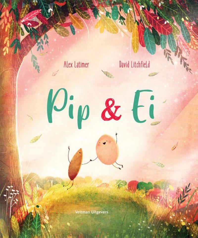 Pip & Ei - Alex Latimer & David Litchfield