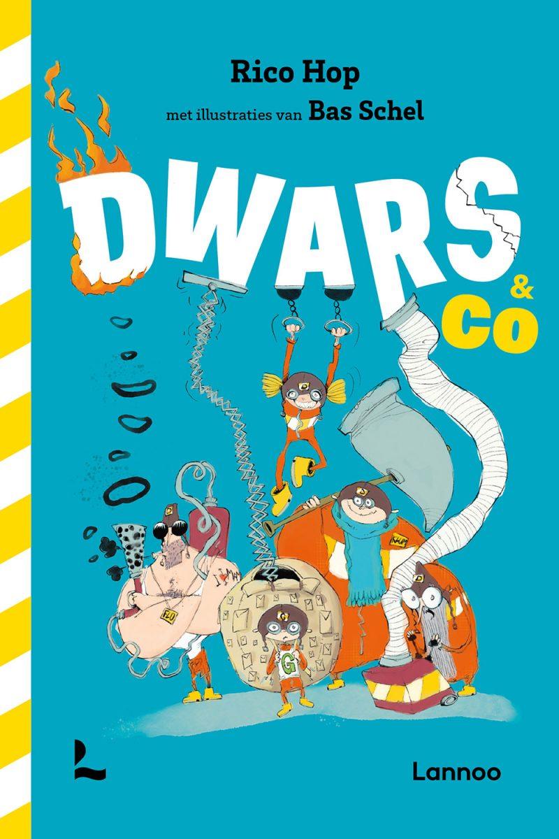 Dwars & Co - Rico Hop & Bas Schel