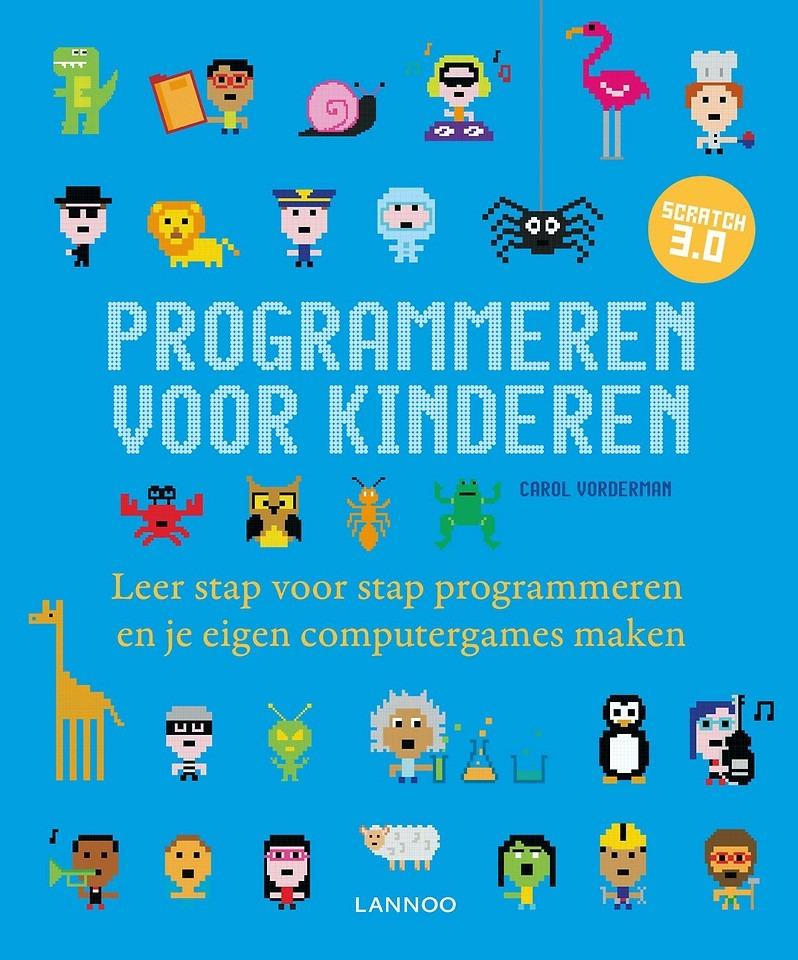 Programmeren voor kinderen - Carol Vorderman