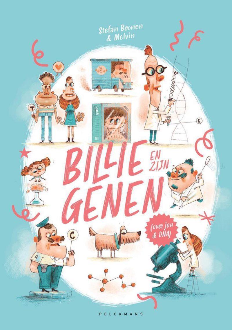 Billie en zijn genen - Stefan Boonen & Melvin
