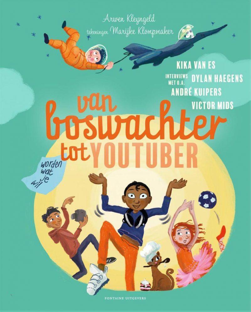 Van Boswachter tot Youtuber - Arwen Kleyngeld & Marijke Klompmaker