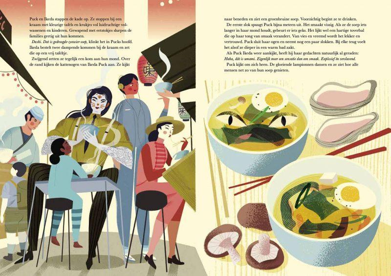 Smaakspoken - Daan Faber & Jose Luis Garcia Lechner