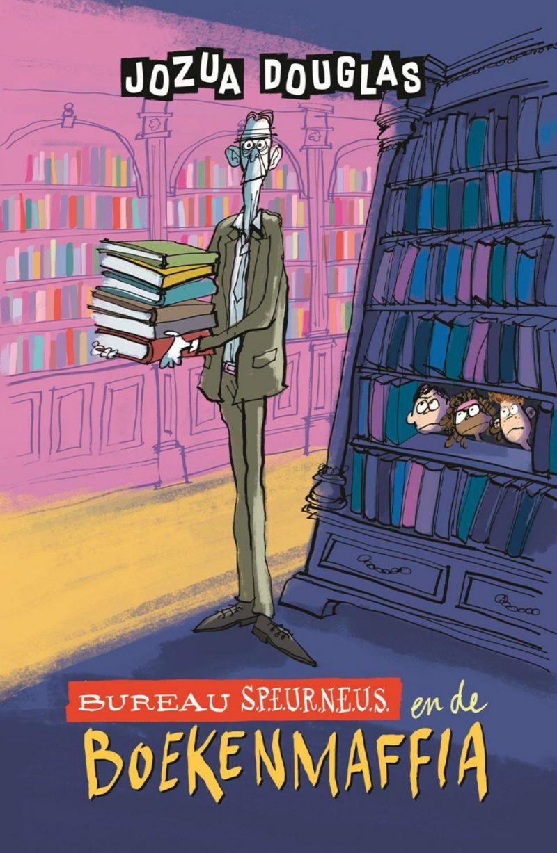 Bureau Speurneus en de Boekenmaffia - Jozua Douglas & Geert Gratama