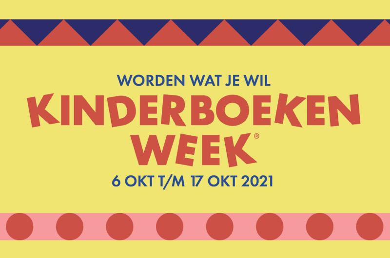 Kinderboekenweek 2021 – Worden wat je wil